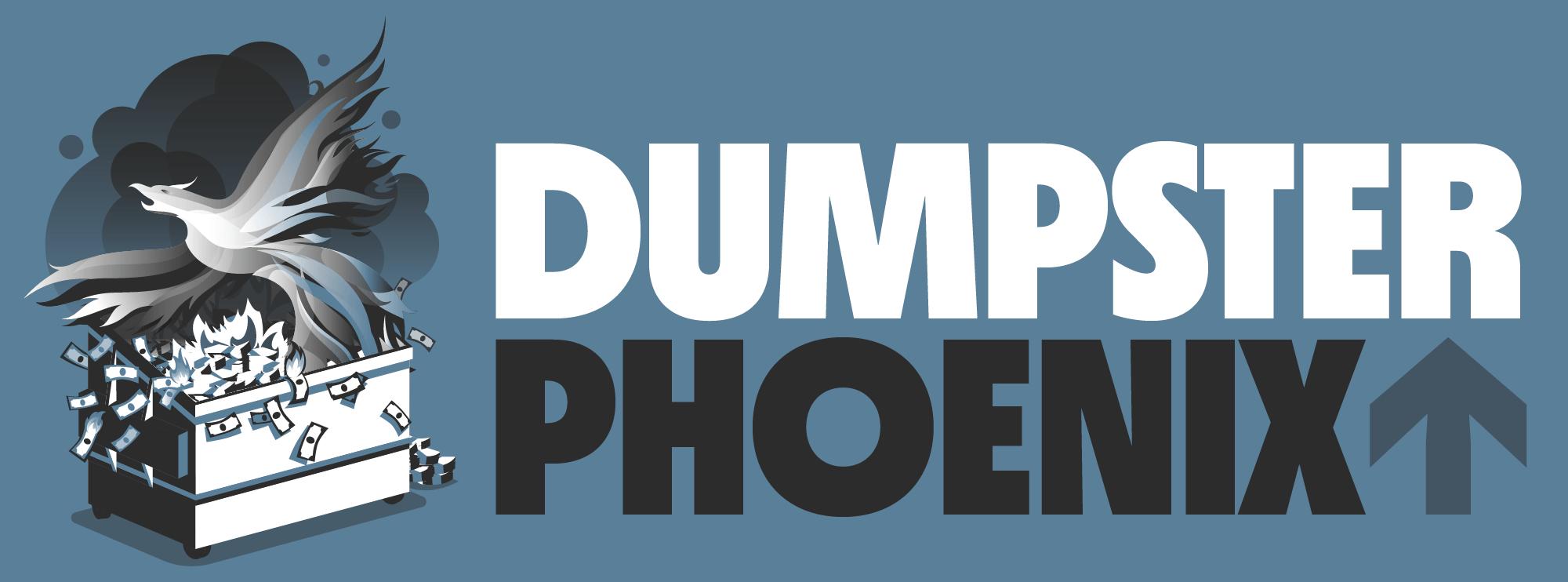 Dumpster Phoenix logo