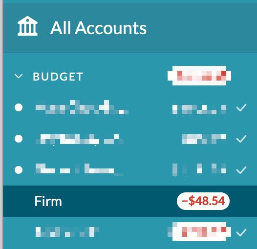 Westlake Legal Group YNAB-firm-expense2 Don't Lose Your Reimbursable Expenses Savings