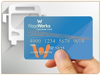 Wageworks Commuter Card NYC