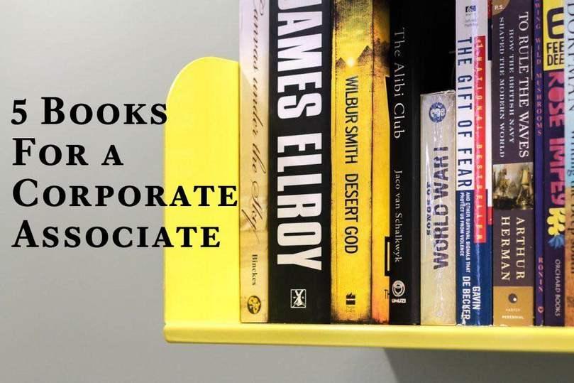 885b4941b672 5 Books for a Corporate Associate – Biglaw Investor