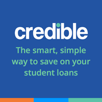 Get $200 cash back from Credible through this link