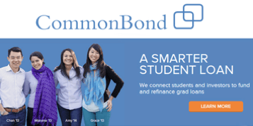 Get $300 cash back from CommonBond through this link
