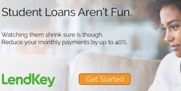 Get $300 cash back from LendKey through this link